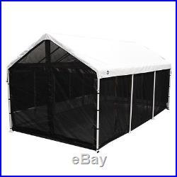 King Canopy Canopy Screen Room 10x20 10' x 20' / Black CSR1020BK Canopy NEW
