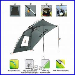 Kingcamp Awning Rooftop SUV Shelter Truck Car Tent Trailer Camper Outdoor Canopy