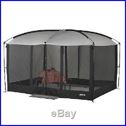 Large Magnetic Screen Tent House Tailgate Shelter Camping Bbq Mosquitoes Bugs