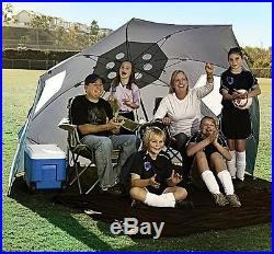 Large Outdoor Umbrella XL Portable Patio Canopy Beach Tent Sun Shelter Shade