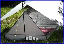 Mountain Laurel Designs (mld) Two Person Cuben Fiber Serenity Bug Shelter