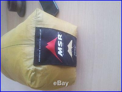 MSR Twing 12.67' x 11.42' Tent