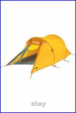 Macpac Minaret Hiking Tent Two Person Spectra Yellow (114087-SPY00-OS)