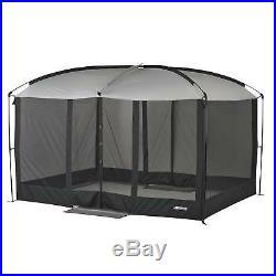 Magnetic Door Screen House Outdoor Yard Garden Camping Hiking Tent