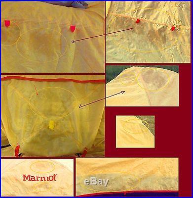 Marmot Swallow Tent (2 Person/4 Season)