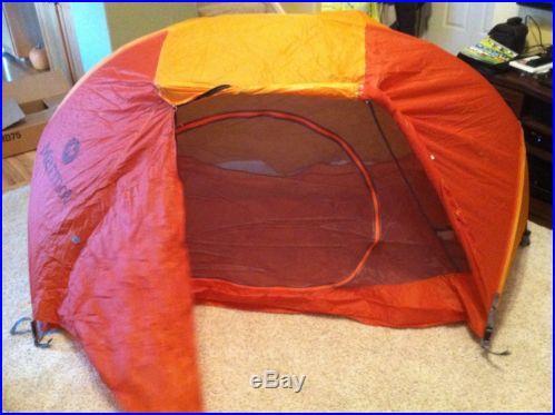 Marmot zonda tent