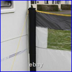 Maypole 3 panel inflatable windbreak (multi point inflation) MP9525