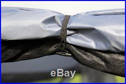 Maypole Pop up Gazebo Sunshade Mosquito Netting Screenhouse Waterproof