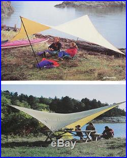 Moss 12' Parawing Shelter