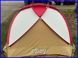 Moss Little Dipper 3 person tent