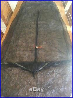 Mountain Laurel Designs, Bug Bivy, Gray Silnylon