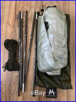 Mountain Laurel Designs Patrol Tarp Shelter Solo DCF (Cuben fiber)
