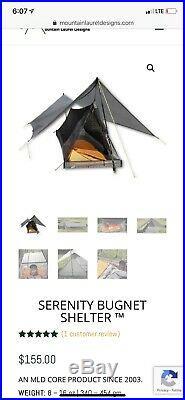 Mountain Laurel Designs Serenity Bug Net