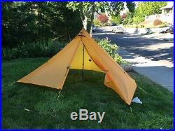 Mountain Laurel Duomid Tent