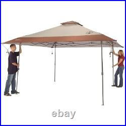 NEW Coleman Instant Beach Canopy 13' x 13' Tan FREE SHIPPING