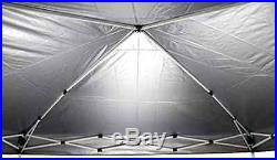 NEW E-Z UP Swift Instant Shelter Pop-Up Canopy, 12 x 12 ft Blue