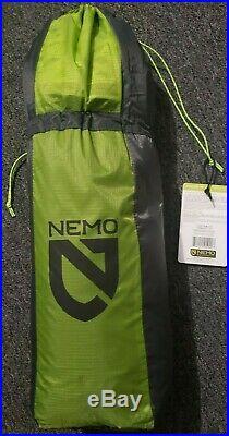 NEW Nemo Dagger Ultralight Backpacking Tent, 2 Person 3 season 2019