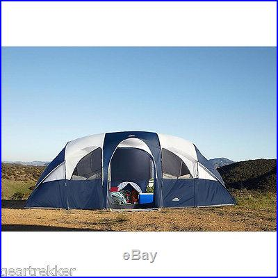 NEW Northwest Territory 18 x 10 ft. Chippewa Family Party Camping Tent 8 PERSON