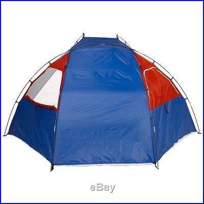 NEW Rio BEACH Portable Sun Shelter CANOPY Tent Cabana Umbrella Shade 2DayShip