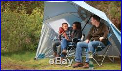 NEW Sport-Brella XL Portable Camping Sun and Weather Shelter Protection, BLUE