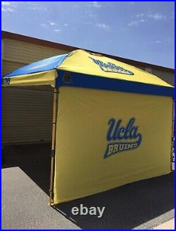 NEW UCLA Bruins Coleman 10' x 10' Dome Canopy with Wall