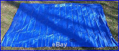 NWT Light Weight Backpacking/Hiking/Camping/Emergency Survival/Prepper's Tarp