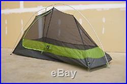Nemo Equipment, Inc. Hornet 1P Shelter, Green/Gray, 1-person