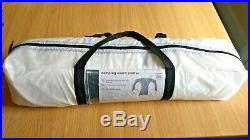 New 3 x 3m mountain warehouse camping event dome shelter White RRP £200