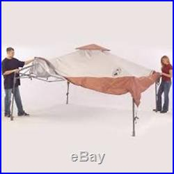 New Coleman 13' x 13' Back Home Instant Shelter Waterproof Canopy Pop Up