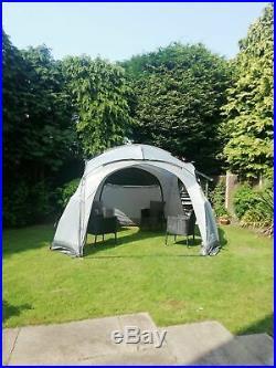 New Eurohike Dome Event Shelter Gazebo (3.5m) inc 4 sides RRP £250