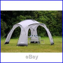 New Eurohike Dome Event Shelter Gazebo (3.5m) inc 4 sides and windbreak RRP £300