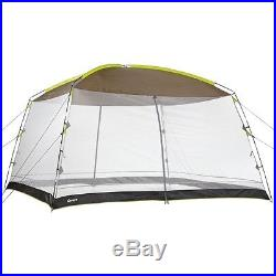 New! Large Smart sun Shade Tent 12x12 Screen House Camping picnics outdoor Quest