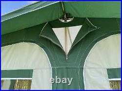 New Tuscany Green Caravan Awning Size 9-10