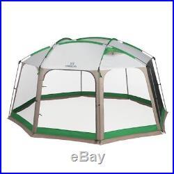 Outdoor 14x12 Deluxe Screen House Portable Beach Canopy Picnic Gazebo Sun Tents