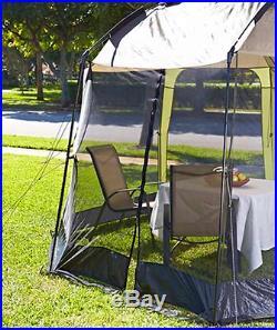 Outdoor Gazebo Screen House Camping Tent Shelter Bug Netting Sun Canopy Shade