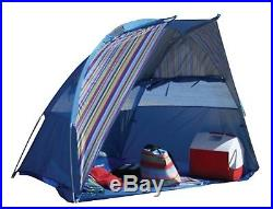Outdoor Patio Beach Furniture Cabana Tent Umbrella Sun Shelter Canopy Portable