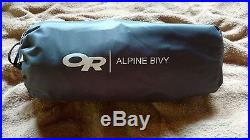 Outdoor Research Alpine Bivy Sack NEW