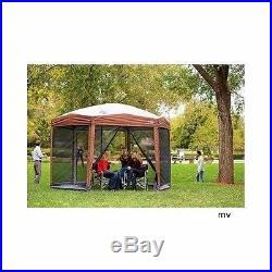 Outdoor Screen House Canopy Coleman Portable Backyard Tent Large Shelter Gazabo