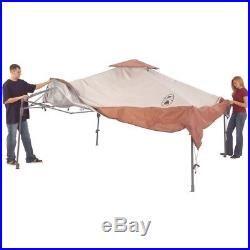 Outdoor Sun Protection Coleman Instant Beach Yard Tent Camping Instant Shade