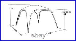 Outwell Event Lounge Day Shelter / gazebo / Tent Medium RRP £179.99