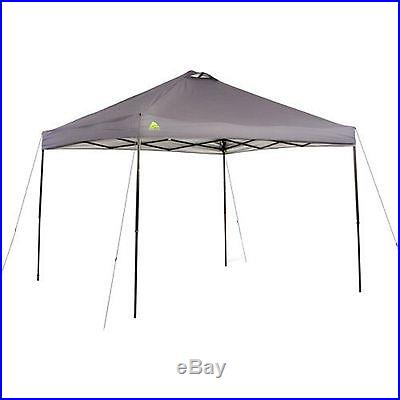 Ozark Trail 10' x10' Instant Canopy Gazebo Straight Leg Outdoor Cover Camping BW