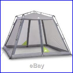 Ozark Trail 10' x 10' Instant Screen Canopy Patio Outdoor Camping Shelter Tent