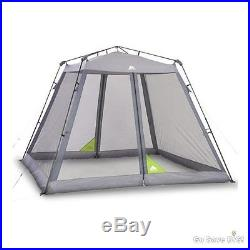 Ozark Trail 10u0027 x 10u0027 Instant Screened Canopy Tent Patio Outdoor C&ing Shelter  sc 1 st  C&ing Tents And Canopies & Ozark Trail 10u2032 x 10u2032 Instant Screened Canopy Tent Patio Outdoor ...
