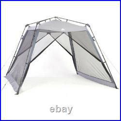 Ozark Trail 10x10 Instant Screen House Beach Room Shade Shelter Camping Tent New