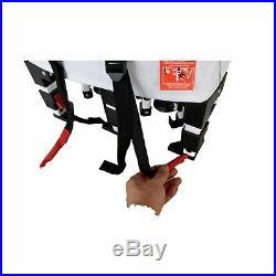 Ozark Trail 10x20 Straight Leg Instant Canopy Includes Carry Bag 6 Sidewalls New