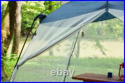 Ozark Trail 13x9 Large Roof Screen House Camping Tent Outdoor Shelter Proof New