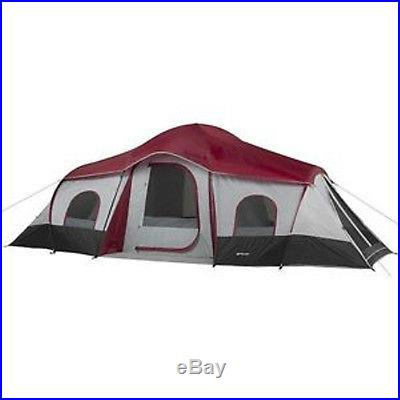 Ozark Trail 20 X 10 3-Room Camping Tent