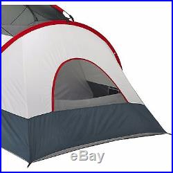Ozark Trail 3 Room 10 Person Family Instant CABIN TENT Outdoor Camping Hiking