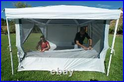 Ozark Trail 7-Person 2-in-1 Screen House Connect Tent, With 2 Doors