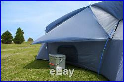 Ozark Trail 8-Person 10 x 10 ft. ConnecTent for Straight-leg Canopy Camping Tent